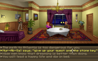 Indiana Jones and the Fate of Atlantis PC 071