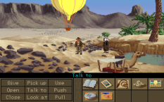 Indiana Jones and the Fate of Atlantis PC 088