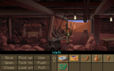 Indiana Jones and the Fate of Atlantis PC 098