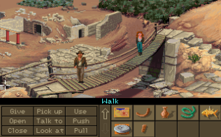 Indiana Jones and the Fate of Atlantis PC 108