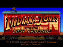 Indiana Jones and the Last Crusade - The Graphic Adventure PC 002