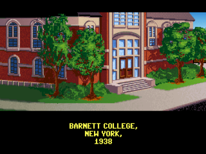 Indiana Jones and the Last Crusade - The Graphic Adventure PC 009