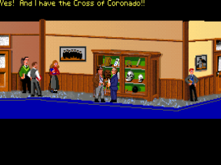 Indiana Jones and the Last Crusade - The Graphic Adventure PC 010