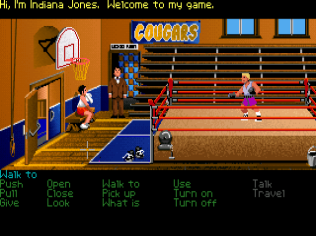 Indiana Jones and the Last Crusade - The Graphic Adventure PC 011