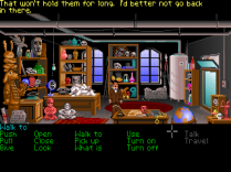 Indiana Jones and the Last Crusade - The Graphic Adventure PC 017