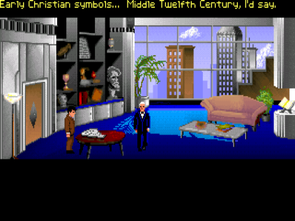 Indiana Jones and the Last Crusade - The Graphic Adventure PC 020