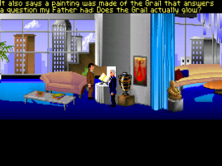 Indiana Jones and the Last Crusade - The Graphic Adventure PC 021