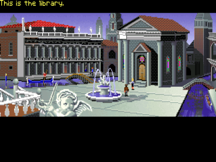 Indiana Jones and the Last Crusade - The Graphic Adventure PC 031