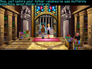 Indiana Jones and the Last Crusade - The Graphic Adventure PC 032