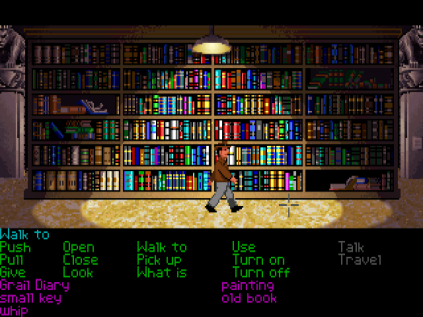 Indiana Jones and the Last Crusade - The Graphic Adventure PC 034