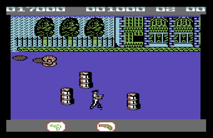 Jail Break C64 20