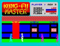 Kung-Fu Master ZX Spectrum 02