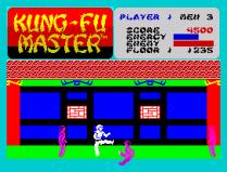 Kung-Fu Master ZX Spectrum 03