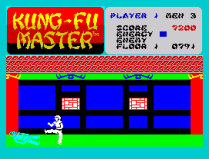 Kung-Fu Master ZX Spectrum 06