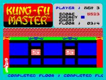 Kung-Fu Master ZX Spectrum 07