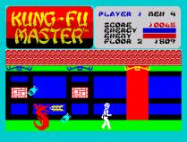 Kung-Fu Master ZX Spectrum 08