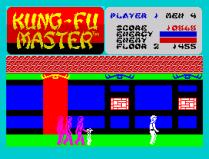 Kung-Fu Master ZX Spectrum 13
