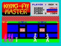 Kung-Fu Master ZX Spectrum 14