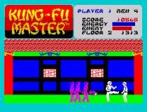 Kung-Fu Master ZX Spectrum 15