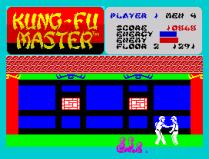 Kung-Fu Master ZX Spectrum 16