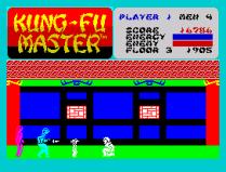 Kung-Fu Master ZX Spectrum 17