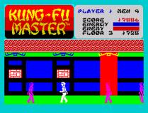 Kung-Fu Master ZX Spectrum 18