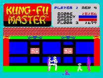 Kung-Fu Master ZX Spectrum 19