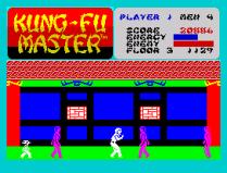 Kung-Fu Master ZX Spectrum 24