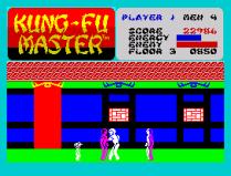 Kung-Fu Master ZX Spectrum 25
