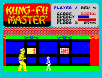 Kung-Fu Master ZX Spectrum 26