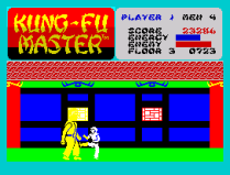 Kung-Fu Master ZX Spectrum 27