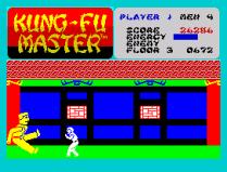Kung-Fu Master ZX Spectrum 28