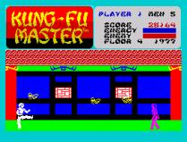 Kung-Fu Master ZX Spectrum 29