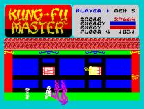 Kung-Fu Master ZX Spectrum 30