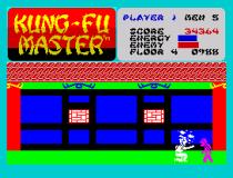 Kung-Fu Master ZX Spectrum 37