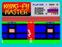 Kung-Fu Master ZX Spectrum 38
