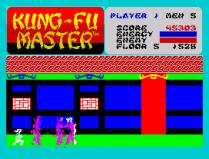 Kung-Fu Master ZX Spectrum 39