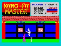 Kung-Fu Master ZX Spectrum 40