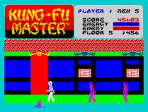 Kung-Fu Master ZX Spectrum 41
