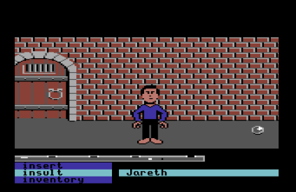 Labyrinth C64 12