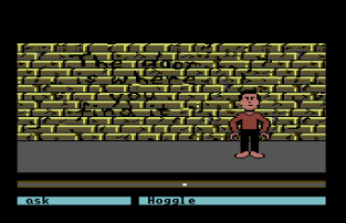 Labyrinth C64 20