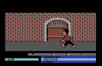 Labyrinth C64 23