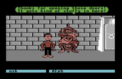 Labyrinth C64 45