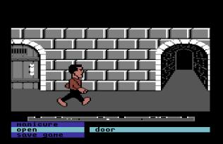 Labyrinth C64 54