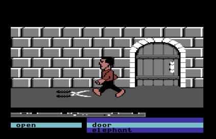 Labyrinth C64 64