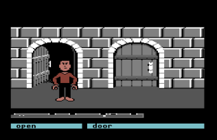Labyrinth C64 66