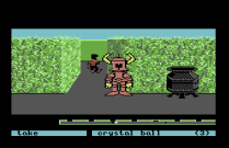 Labyrinth C64 72