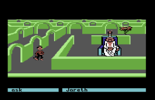 Labyrinth C64 75