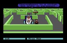 Labyrinth C64 76