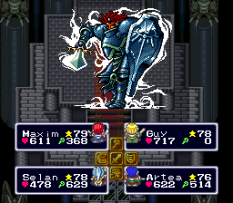 Lufia and the Fortress of Doom SNES 022